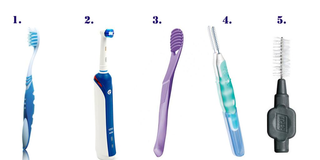 tipuri de periute dentare