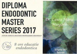 diploma master endodontie