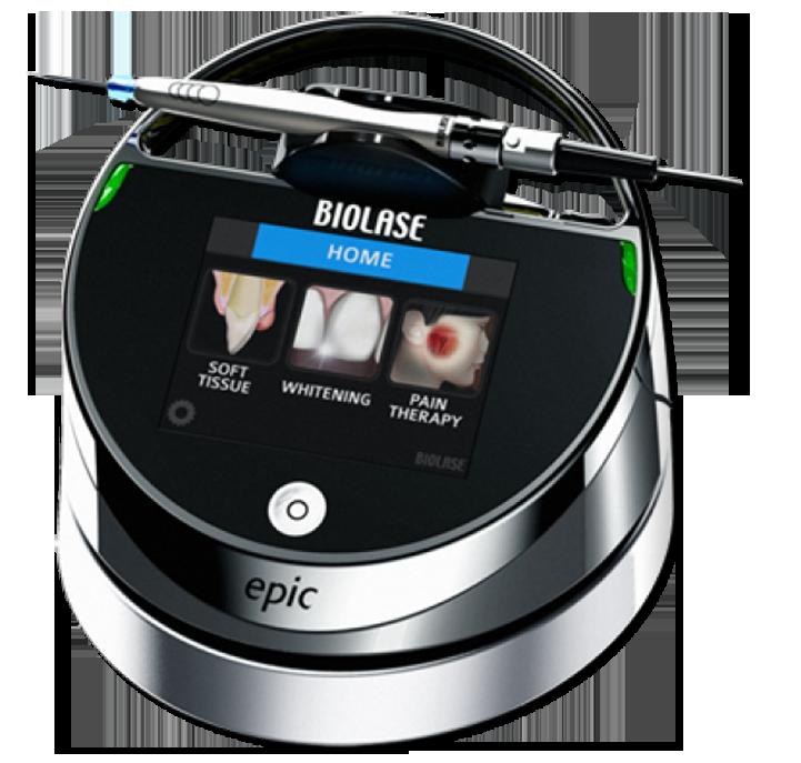 laser dentar tehnologie